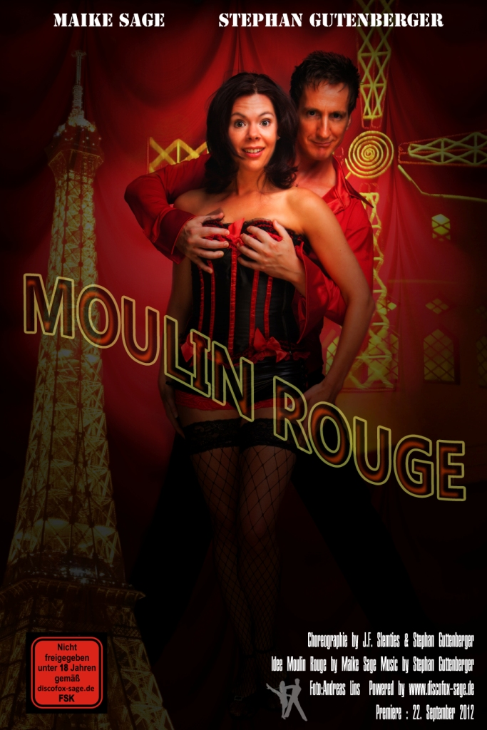 MoulinRouge Poster